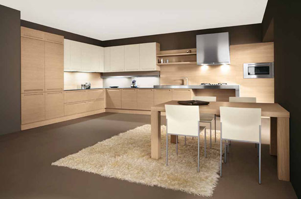 Cucine stile moderno contemporaneo for Stile moderno contemporaneo